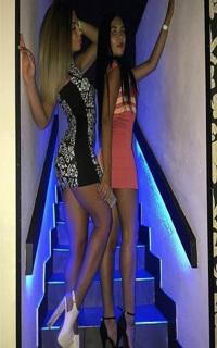 Проститутка Варвара и Аня